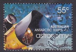 Australian Antarctic Territory  S 173 2008 International Polar Year 55c Astronomy Used - Gebraucht
