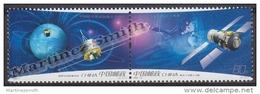 China 2006 Yvert 4376-77, 50th Chinese Space Programme - MNH - Ongebruikt