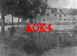 DIKSMUIDE Vladslo Brouwerij Yser IJzer Handzame Kanaal Vladslo Werken Zarren 1915 Flandern