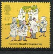 Great Britain 2003 47p Scientists With Animals Issue #2106 - 1952-.... (Elizabeth II)