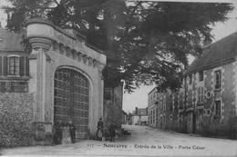 Entrée De La Ville, Porte César - Sancerre