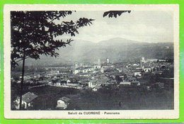 Saluti Da CUORGNE' - Panorama - Formato Piccolo - Italia