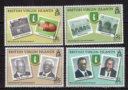 British Virgin Islands 2008 Ministerial Government Of The British Virgin Islands.Coat Of Arms.MNH - Iles Vièrges Britanniques