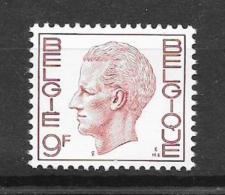 België 1980 Y&T Nr° 1962(**) - 1970-1980 Elström