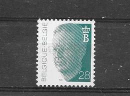 België 1992 Y&T Nr° 2473 (**) - 1990-1993 Olyff