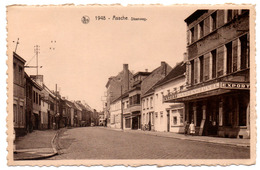 ASSE Assche 1948 STEENWEG Anime Cafe VANDENHEUVEL Export - Tankstation Benzinestation BP Station Service