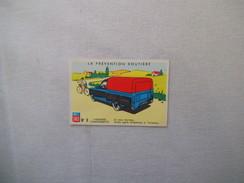 SIMCA L'ARONDE CAMIONNETTE N°8 LA PREVENTION ROUTIERE BON POINT - Vieux Papiers