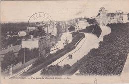 ANGOULEME -VUE PRISE DES REMPARTS DE DESAIX - Angouleme