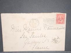 CANADA - Enveloppe De St John Pour La France En 1911 - L 6683 - Cartas