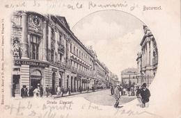 ROUMANIE - BUCURESCI - Strada Lipscani - Romania