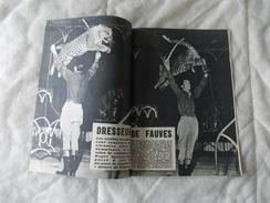 TOUT SAVOIR 1953 Article Dresseurs De Fauves Avec Roger Spessardy - Libri, Riviste, Fumetti