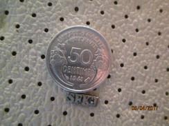 FRANCE 50 Centimes 1941 # 5 - France