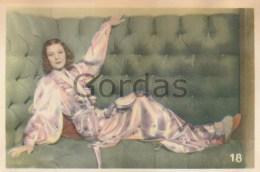 Loretta Young - Stjarnparaden Serien - 90x130mm - Acteurs