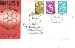 Malaisie ( FDC De 1965 à Voir) - Malaysia (1964-...)