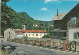 V564 Poppi (Arezzo) - Badia Prataglia - Vecchia Abbazia E Casa Forestale / Non Viaggiata - Italia
