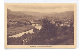 L 9200 DIEKIRCH, Blick Vom Herrenberg - Diekirch
