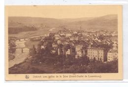L 9200 DIEKIRCH, Panorama Mit Den Sauerbrücken - Diekirch