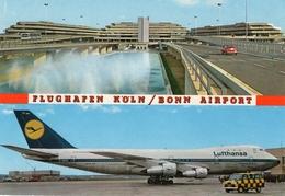 Flughafen Köln - Bonn - 1946-....: Moderne