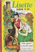 LISETTE ALBUM N° 22 - Collezioni