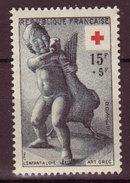 FRANCE - 1955 -YT N° 1049 - ** - Croix Rouge - France