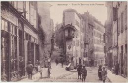ANNONAY (07) - RUE DE TOURNON ET DE FONTANES - Annonay