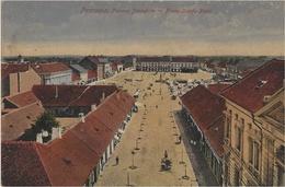 PANCEVO - PANCSOVA - Ferencz Jozsef-tér - Franz-Josefs-Platz - Serbie