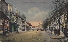 PANCEVO - PANCSOVA - Rakoczi Ulca - Rakoczi-Gasse - Serbie