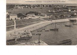 14---OUISTREHAM-CAEN--cachet 3e Corps D'armée-hopital Temporaire N°9  CAEN--voir 2 Scans - Ouistreham