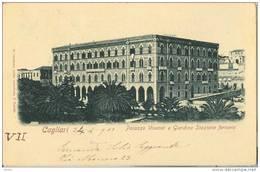 CAGLIARI -  F.P. - Cagliari