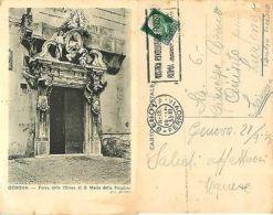 Genova – Porta Chiesa S. Maria Passione ANNO 1933 (I-L 027) - Genova