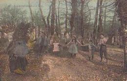 Groupe        19        La Sorcière ( Ronde ) - Fantaisies