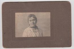 PHOTO 19X13 / PORTRAIT FEMME ANGLAISE En 1915 - Personnes Anonymes