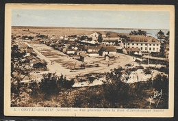 CONTAU-HOURTIN Vue Générale Vers La Base Aéronautique Navale (Yobled) Gironde (33) - Autres Communes