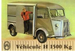 Véhicule Utilitaire Citroen 'H' 1500kg   -  CPM - Camions & Poids Lourds