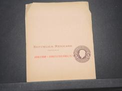 MEXIQUE - Entier Postal Bande Journal Non Voyagé - L 6753 - Mexico