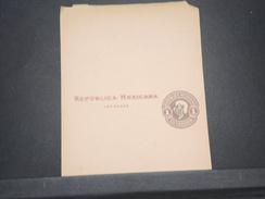MEXIQUE - Entier Postal Bande Journal Surchargé Non Voyagé - L 6754 - Mexico