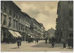 LIVORNO - VIA MAGENTA - ANIMATA - BICICLETTE - Livorno
