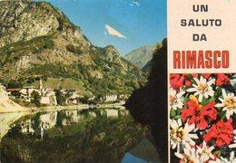 In Val Sermenza - RIMASCO M. 905 - Il Lago - Italia