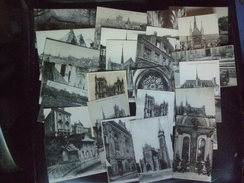 FRANCE  - AMIENS - SELECTION OF 25 VINTAGE POSTCARDS - Postcards