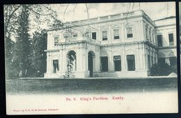 Cpa Du Sri Lanka Ceylon King's Pavilion Kandy   GX58 - Sri Lanka (Ceylon)