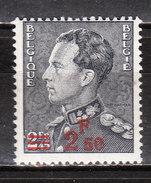 478*  Poortman Surchargé - Bonne Valeur - MH* - LOOK!!!! - 1936-51 Poortman