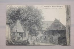 Chamberet Place De L'église - France