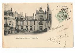 Pierrefonds Escalier Du Beffroi Chapelle - Pierrefonds