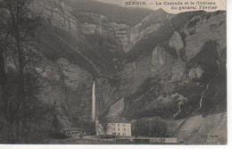38 BERNIN  Cascade Et Chateau Du General Fevrier - Andere Gemeenten