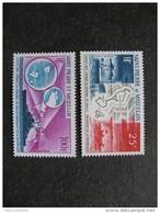 Saint Pierre Et Miquelon: TB Paire PA N°38 Et 39, Neufs XX. - Poste Aérienne