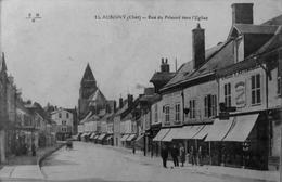 Rue Du Prieuré Vers L'église - Aubigny Sur Nere