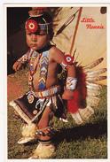 CPM Jeune Indien Indian Little Monnie - Native Americans