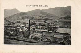 CPA - BUSSANG (88) - Aspect Du Bourg Et Des Usines En 1900 - Bussang