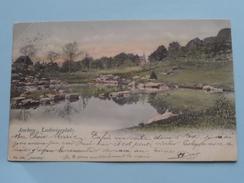 "LUDWIGSPLATZ Aachen ( N° 144 "" Helvetia "" ) Anno 1903 ( Zie Foto Details ) !! - Aachen"