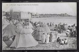CPA 17 - Royan, Plage Et Pointe Est De Pontaillac - Royan